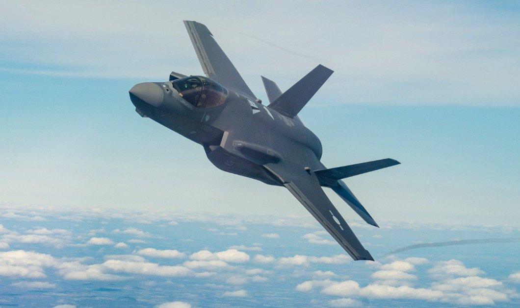 Θρίλερ με τη συντριβή αμερικανικού F-35 A στη θάλασσα της Ιαπωνίας - Κυρίως Φωτογραφία - Gallery - Video