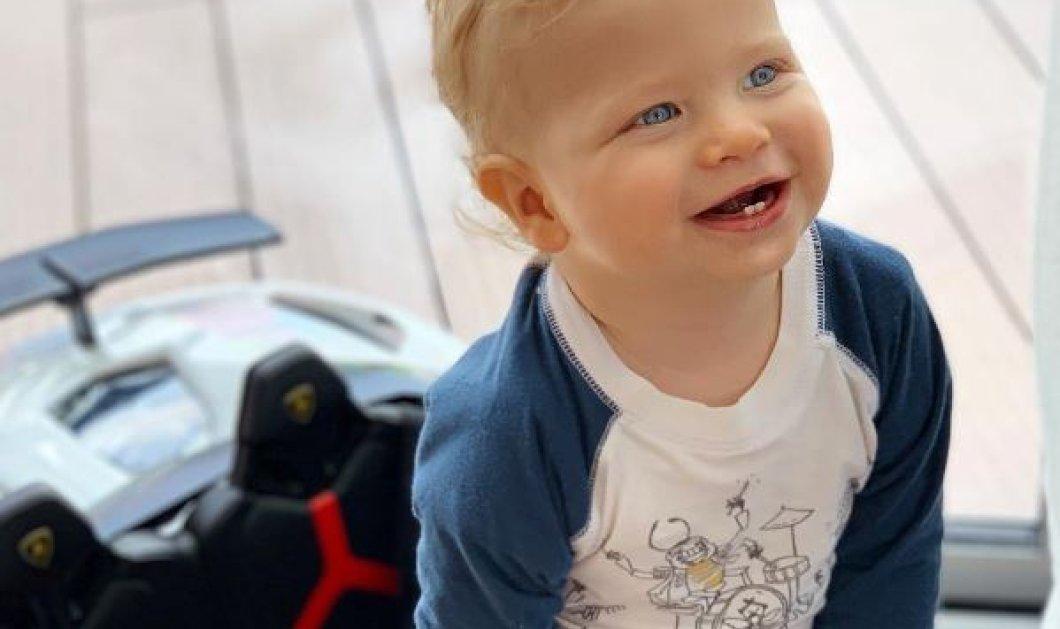 To ωραιότερο μωρό του Instagram είναι αυτό της Ιταλίδας influencer Chiara Ferragni – Δείτε τον Λεοντσίνο! (φωτό) - Κυρίως Φωτογραφία - Gallery - Video