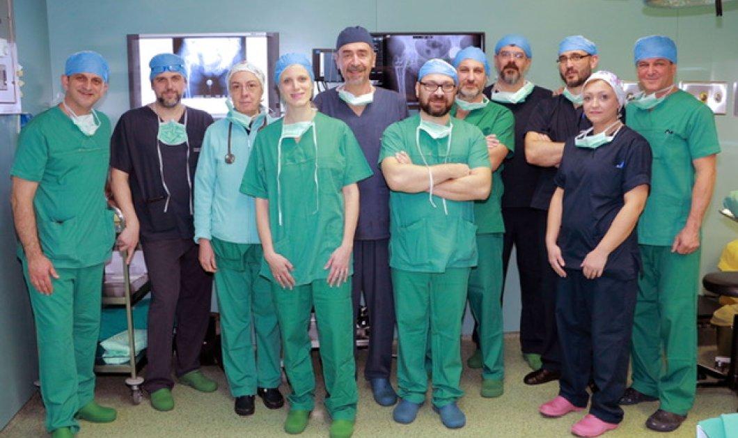 Όμιλος Ιατρικού Αθηνών - Πιστοποίηση της Ορθοπαιδικής Κλινικής Μεγάλων Αρθρώσεων ως Κέντρο Εκπαίδευσης και Αναφοράς - Κυρίως Φωτογραφία - Gallery - Video