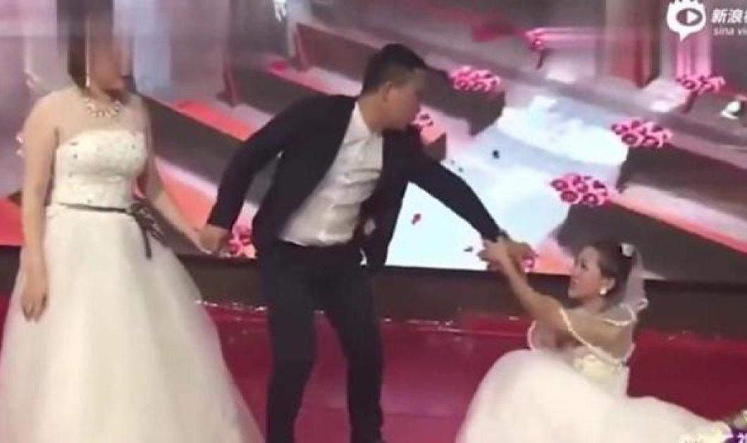 Κίνα: Ντύθηκε νύφη και πήγε στον... γάμο του πρώην αρραβωνιαστικού της – Πώς αντέδρασε η μέλλουσα γυναίκα του; (βίντεο) - Κυρίως Φωτογραφία - Gallery - Video