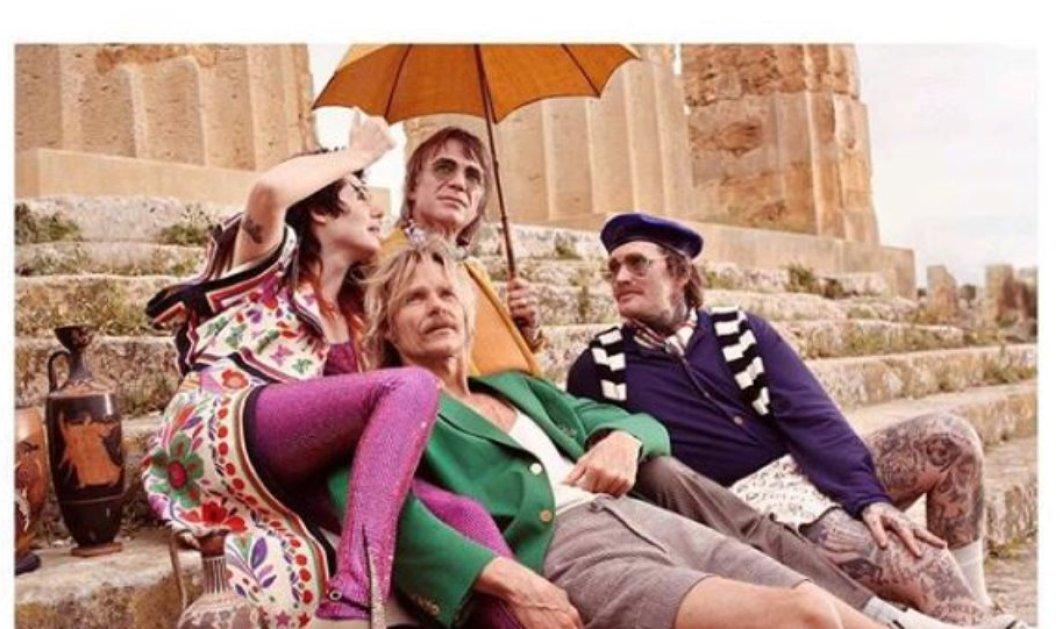 Made in greece o Gucci: Mε έμπνευση από την αρχαία Ελλάδα η νέα του καμπάνια - Δείτε φωτογραφίες - Κυρίως Φωτογραφία - Gallery - Video
