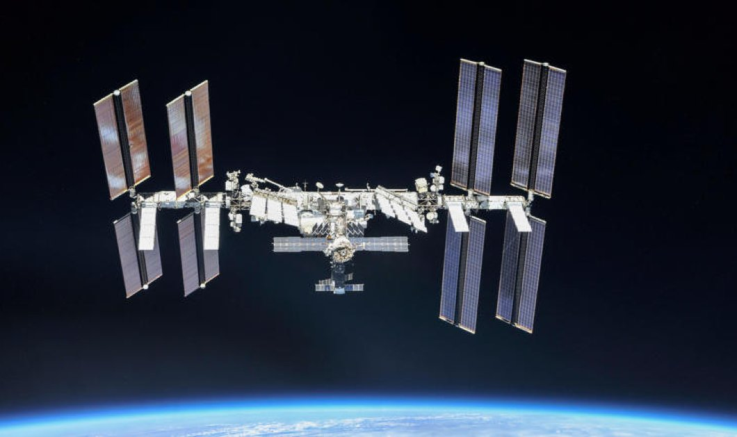 NASA: «Xαρτογράφησαν» τα μικρόβια που ζουν στον Διεθνή Διαστημικό Σταθμό - Κυρίως Φωτογραφία - Gallery - Video