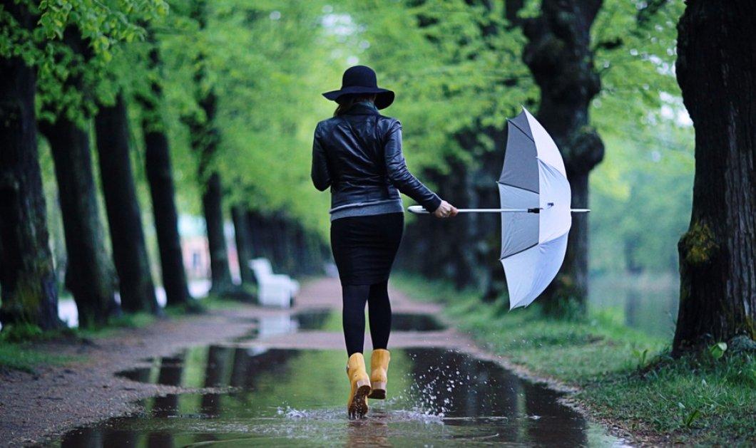 Καιρός: Μη σας ξεγελά ο ήλιος - Για σήμερα προβλέπονται βροχές & τοπικές καταιγίδες  - Κυρίως Φωτογραφία - Gallery - Video