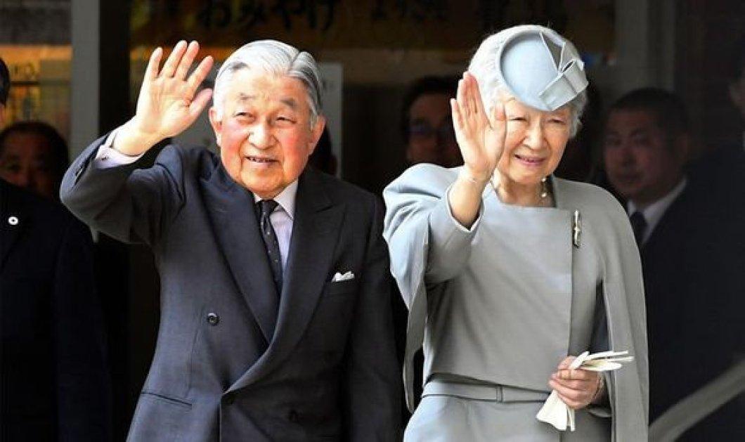Ιαπωνία: Ο Ακιχίτο παραιτήθηκε με μία λιτή τελετή έπειτα από 30 χρόνια στον Θρόνο (φωτό & βίντεο) - Κυρίως Φωτογραφία - Gallery - Video