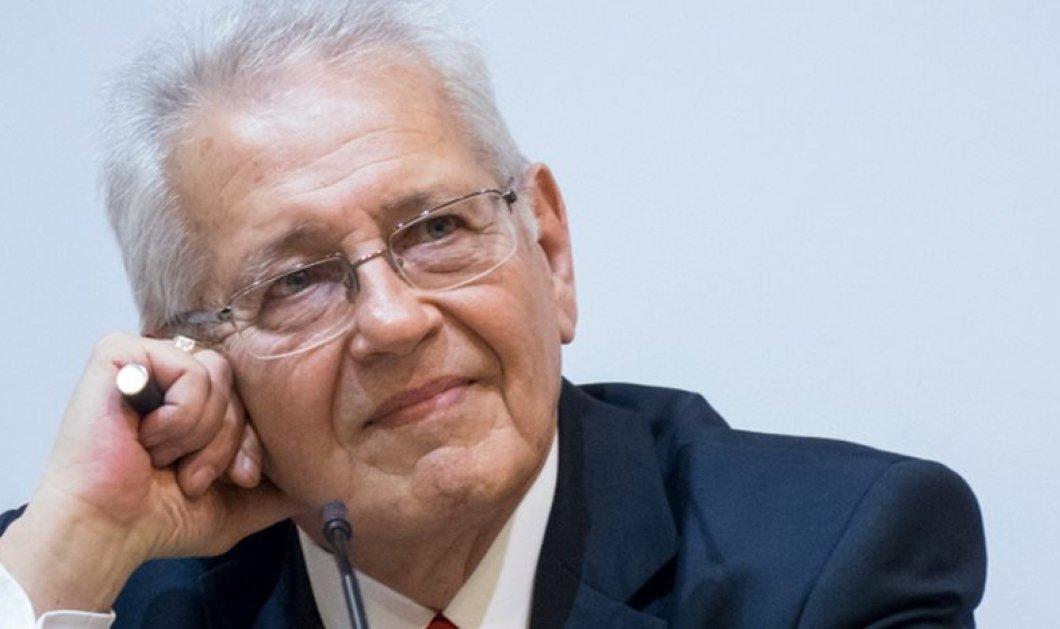 Στο νοσοκομείο ο δημοσιογράφος Δημήτρης Κωνσταντάρας- Τι λέει ο γιος του Λάμπρος (φώτο) - Κυρίως Φωτογραφία - Gallery - Video