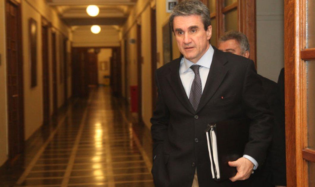 """Η βουλή ψήφισε την άρση ασυλίας του Ανδρέα Λοβέρδου -""""Πρώτος εγώ την ψηφίζω για να αποκαλυφθεί η σκευωρία ..""""  - Κυρίως Φωτογραφία - Gallery - Video"""