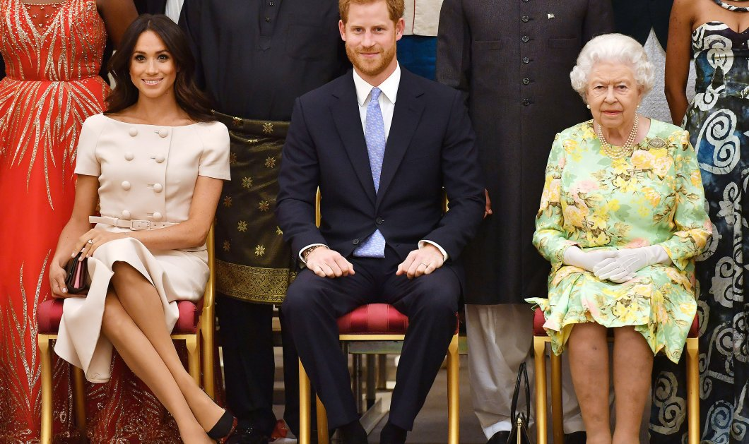 Τριπλή γιορτή για το Μπάκιγχαμ; Η Μέγκαν θα γεννήσει αύριο ; - Είναι τα γενέθλια της βασίλισσας Ελισάβετ (φώτο -βίντεο) - Κυρίως Φωτογραφία - Gallery - Video