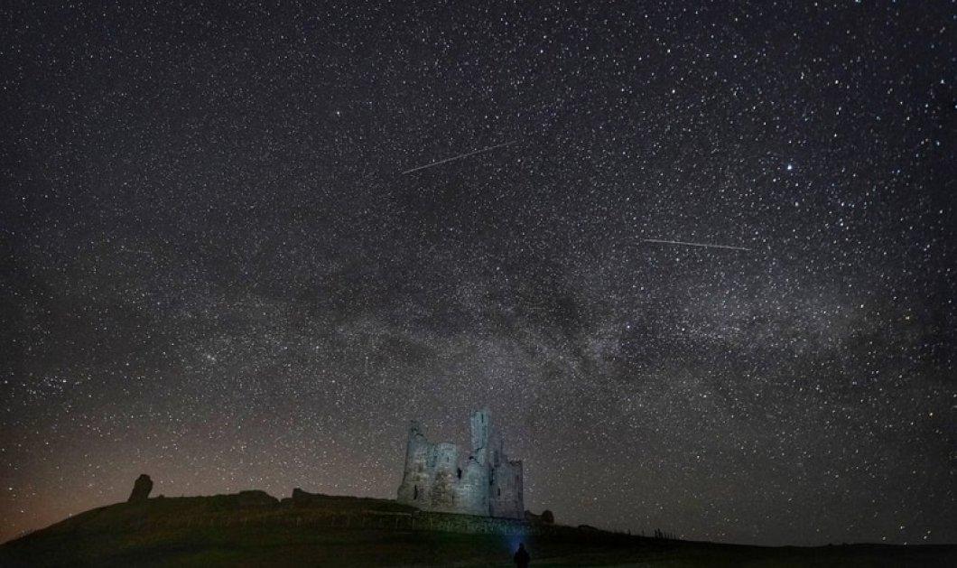 Θα μείνετε με ανοιχτό το στόμα: Το Milky Way του γαλαξία μας, πιο εμφανές από ποτέ, πάνω από το κάστρο του Dunstanburgh! - Κυρίως Φωτογραφία - Gallery - Video
