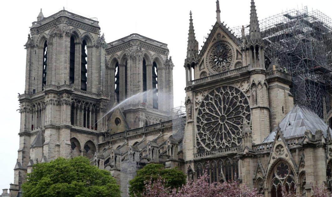 """Σάλος στη Γαλλία: """"Πως βρήκατε 1 δισ. για την Παναγία των Παρισίων και δεν έχετε για εμάς τους φτωχούς"""";  - Κυρίως Φωτογραφία - Gallery - Video"""