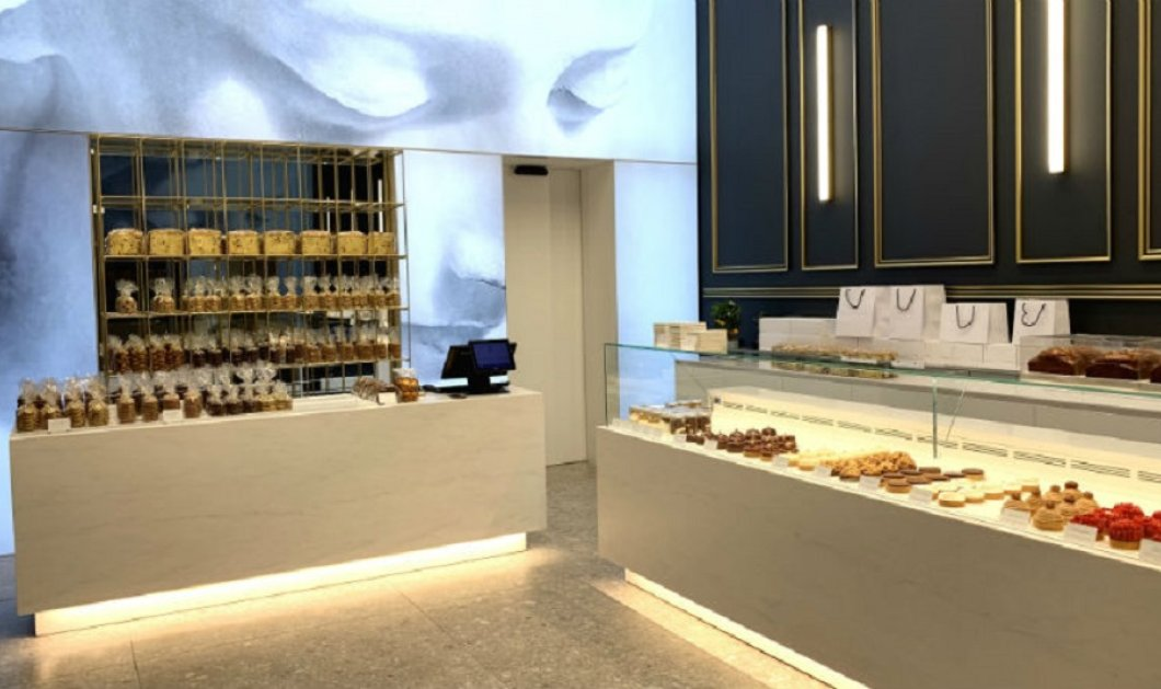 Dimitris Economides: Πρωτοποριακό ζαχαροπλαστείο - Ανακαλύψτε τον τελειομανή τεχνίτη της σχολής Valrhona - Γλυκά με φινέτσα (φώτο)  - Κυρίως Φωτογραφία - Gallery - Video