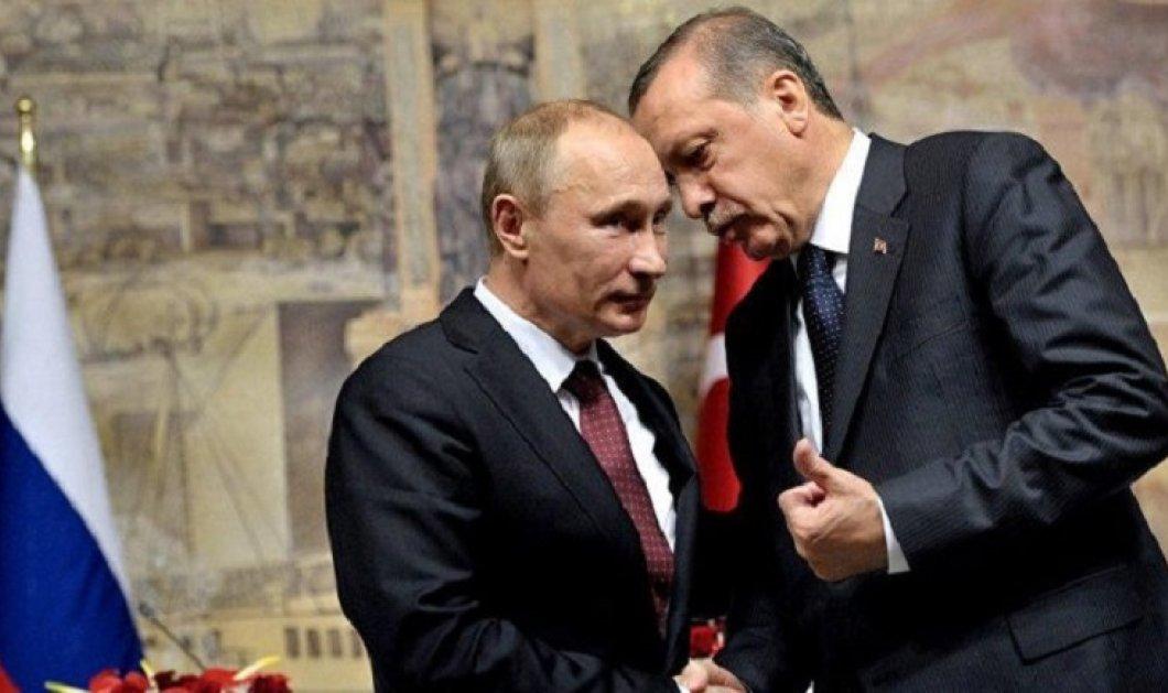 Νέο τετ α τετ Πούτιν-Ερντογάν στη Μόσχα - Τι θα συζητήσουν οι δύο ηγέτες και ποιος ο ρόλος των ΗΠΑ; - Κυρίως Φωτογραφία - Gallery - Video
