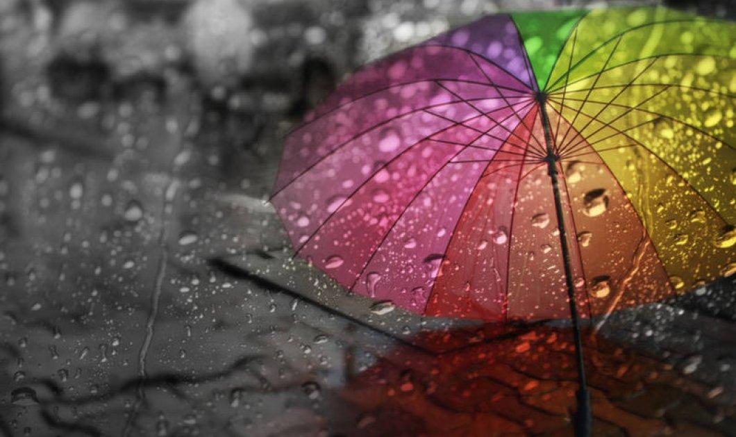 Καιρός: Συνεχίζεται η κακοκαιρία  - Σε ποιες περιοχές θα βρέξει;  - Κυρίως Φωτογραφία - Gallery - Video
