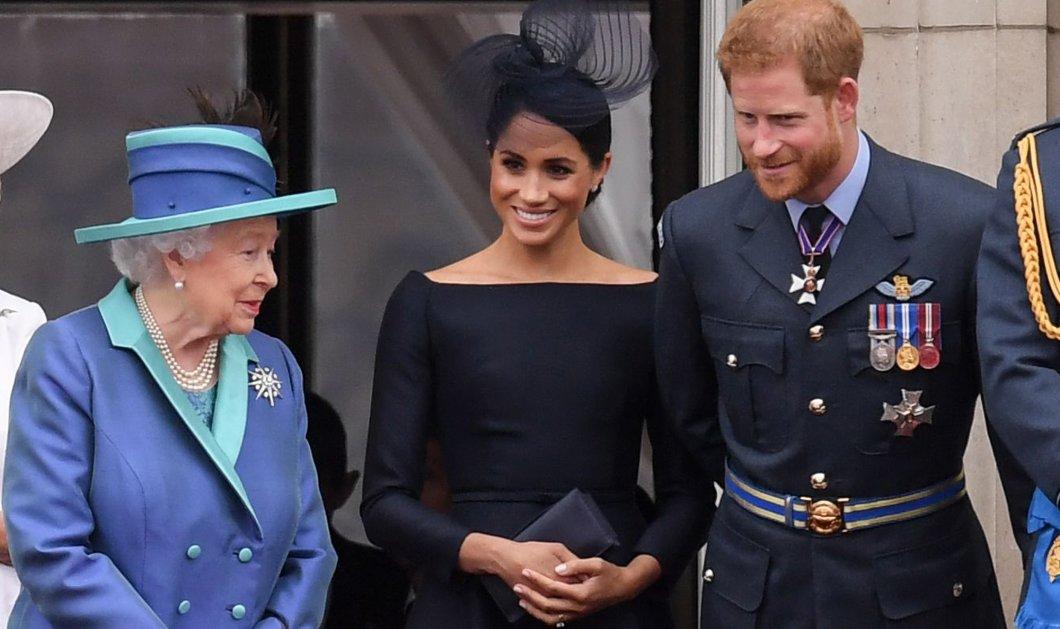 """""""Χρόνια πολλά μεγαλειότατη..."""" Οι υπέροχες vintage photos & η πολύ συγκινητική ευχή του Χάρι & της Μέγκαν στη βασίλισσα Ελισάβετ (φώτο)  - Κυρίως Φωτογραφία - Gallery - Video"""