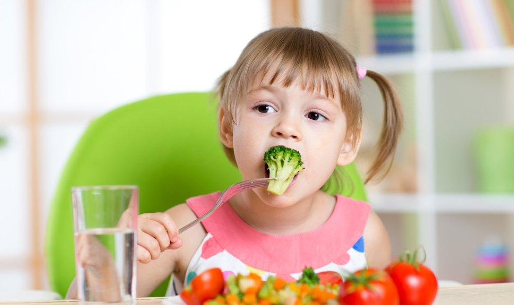 Με ποιον τρόπο θα πείσετε το παιδί σας να τρώει υγιεινά;  - Κυρίως Φωτογραφία - Gallery - Video