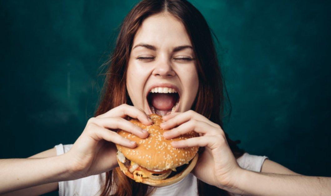 Νέα έρευνα: Αύξηση παρατηρείται στις θερμίδες των γευμάτων στα σημεία γρήγορης εστίασης με πρόχειρο φαγητό  - Κυρίως Φωτογραφία - Gallery - Video