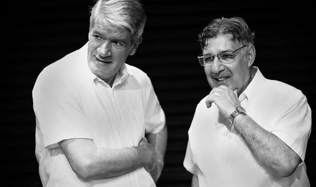 «Το Τάβλι» του Δημήτρη Κεχαΐδη σε σκηνοθεσία Πέρη Μιχαηλίδη επανέρχεται στο Faust   - Κυρίως Φωτογραφία - Gallery - Video