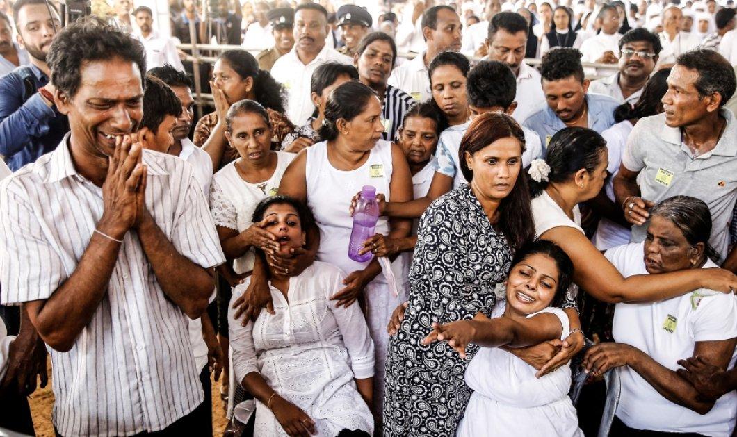 Οι φωτογραφίες που τρομάζουν τον πλανήτη: Οι τζιχαντιστές που ανέλαβαν την ευθύνη για 359 νεκρούς και πάνω από 500 τραυματίες (φώτο-βίντεο)  - Κυρίως Φωτογραφία - Gallery - Video