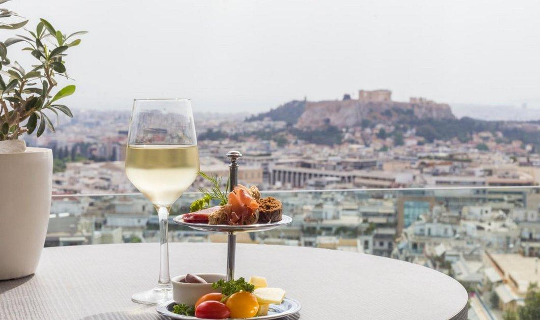 Good News: Ποιο ελληνικό ξενοδοχείο είναι στα 5 καλύτερα της Ευρώπης με μοναδική θέα - Κυρίως Φωτογραφία - Gallery - Video