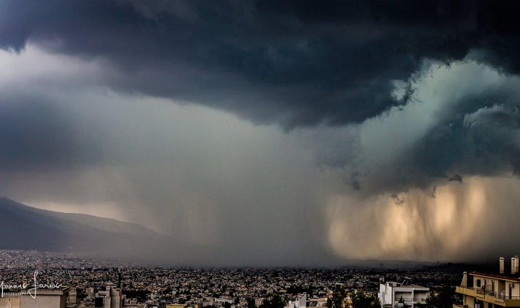 Έκτακτο δελτίο καιρού από την ΕΜΥ: Τα ακραία καιρικά φαινόμενα θα συνεχιστούν  - Κυρίως Φωτογραφία - Gallery - Video