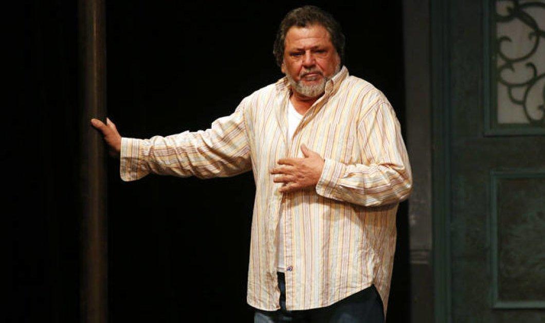 """Γιώργος Παρτσαλάκης: """"Καλό ταξίδι άγγελε μου! Αυτό το αστεράκι πριν από εικοσιτέσσερα χρόνια το βάφτισα και έφυγε ξαφνικά΄΄... - Κυρίως Φωτογραφία - Gallery - Video"""