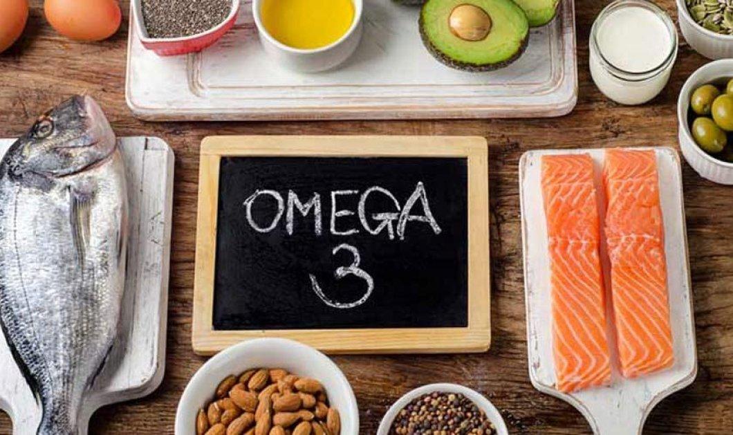 Ωμέγα-3 λιπαρά οξέα: Βελτιώνουν τη γονιμότητα και στα δύο φύλα, προστατεύουν την καρδιά   - Κυρίως Φωτογραφία - Gallery - Video