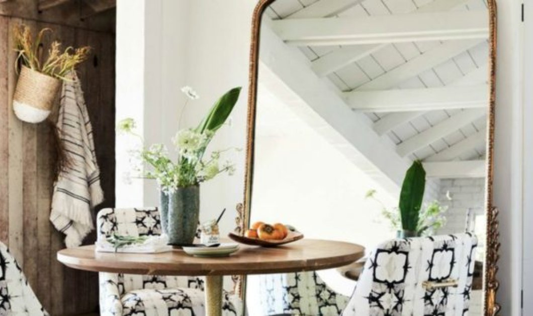 Ο Σπύρος Σούλης μας προτείνει 7 μοναδικούς τρόπους για να δώσουμε Παριζιάνικο αέρα στο σπίτι μας…   - Κυρίως Φωτογραφία - Gallery - Video