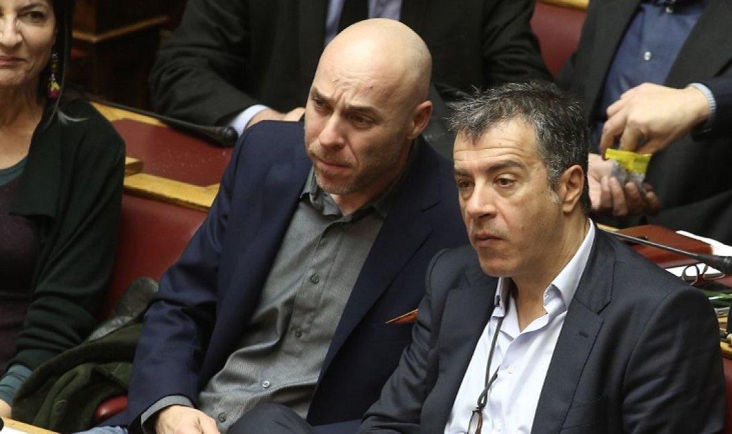 Σταύρος Θεοδωράκης για Αμυρά: «Επιτέλους να και ένας που κάνει το αυτονόητο» - Κυρίως Φωτογραφία - Gallery - Video