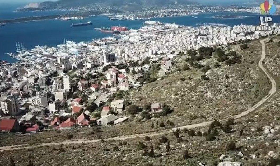 Βίντεο της ημέρας: Το οχυρό από όπου ο Ξέρξης έβλεπε τον στόλο του να κατατροπώνεται - Κυρίως Φωτογραφία - Gallery - Video