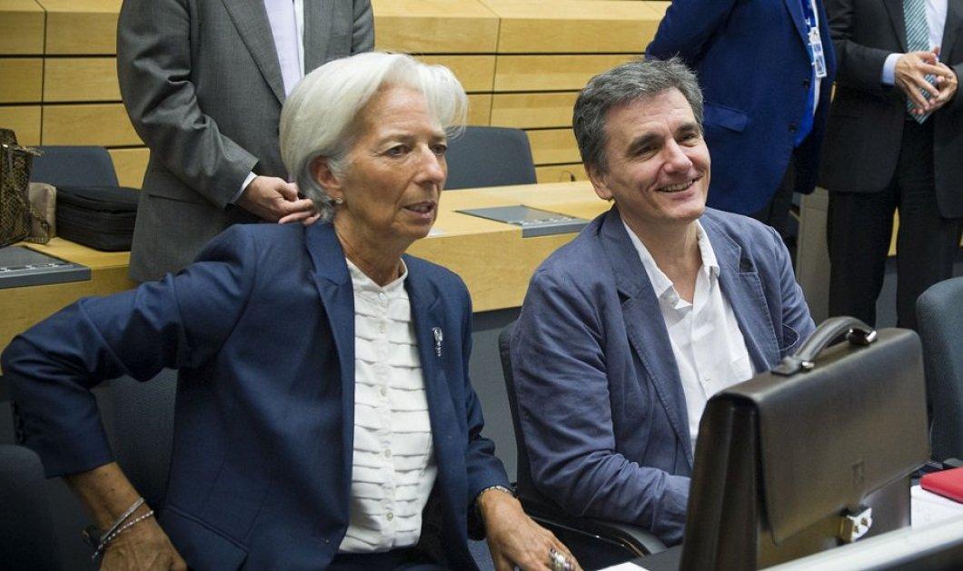 Reuters: Το Σαββατοκύριακο η συμφωνία για την πρόωρη αποπληρωμή των δανείων του ΔΝΤ από την Ελλάδα - Μετά τις επαφές Τσακαλώτου - Λαγκάρντ (φώτο)  - Κυρίως Φωτογραφία - Gallery - Video