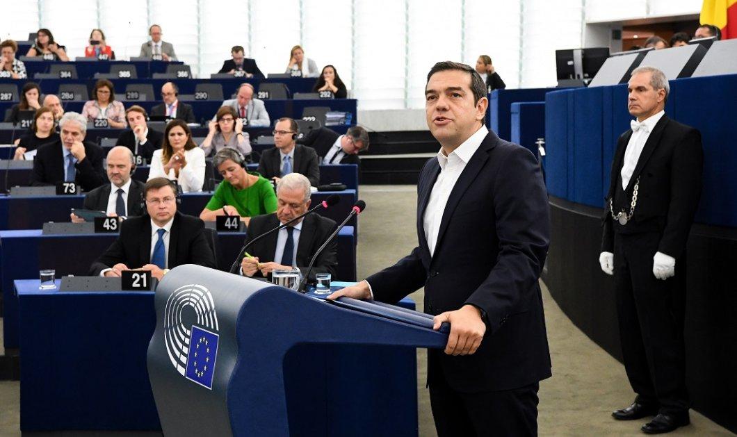 Οι 42 υποψήφιοι ευρωβουλευτές του ΣΥΡΙΖΑ: Ανάμεσα τους Αλέξης Γεωργούλης, Ρος Ντέιλι , Ραλλία Χρηστίδου - Κυρίως Φωτογραφία - Gallery - Video