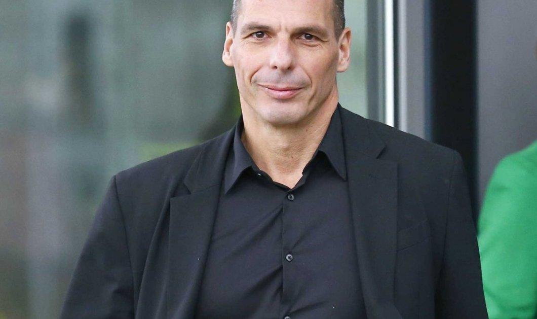 """Γιάνης Βαρουφάκης: """"Έμαθα ότι υπήρχαν 17 δισ. στα χρηματοκιβώτια της Τράπεζας της Ελλάδας - Με υπονόμευε ο Δραγασάκης"""" (βίντεο) - Κυρίως Φωτογραφία - Gallery - Video"""
