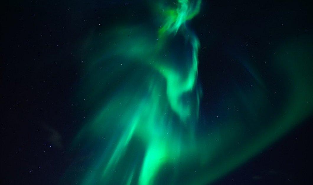 Το βίντεο της ημέρας: Απολαύστε το σπάνιο φαινόμενο του Βόρειου Σέλατος από το διάστημα - Κυρίως Φωτογραφία - Gallery - Video