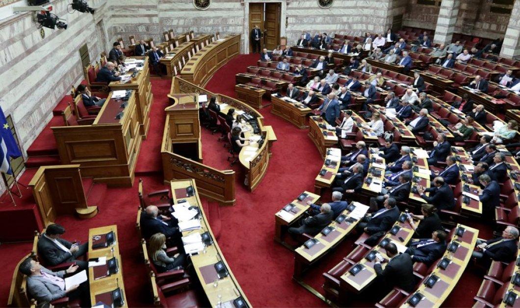 Live η ιστορική συνεδρίαση της Βουλής - Εγκρίνεται σήμερα η διεκδίκηση των γερμανικών αποζημιώσεων - Κυρίως Φωτογραφία - Gallery - Video