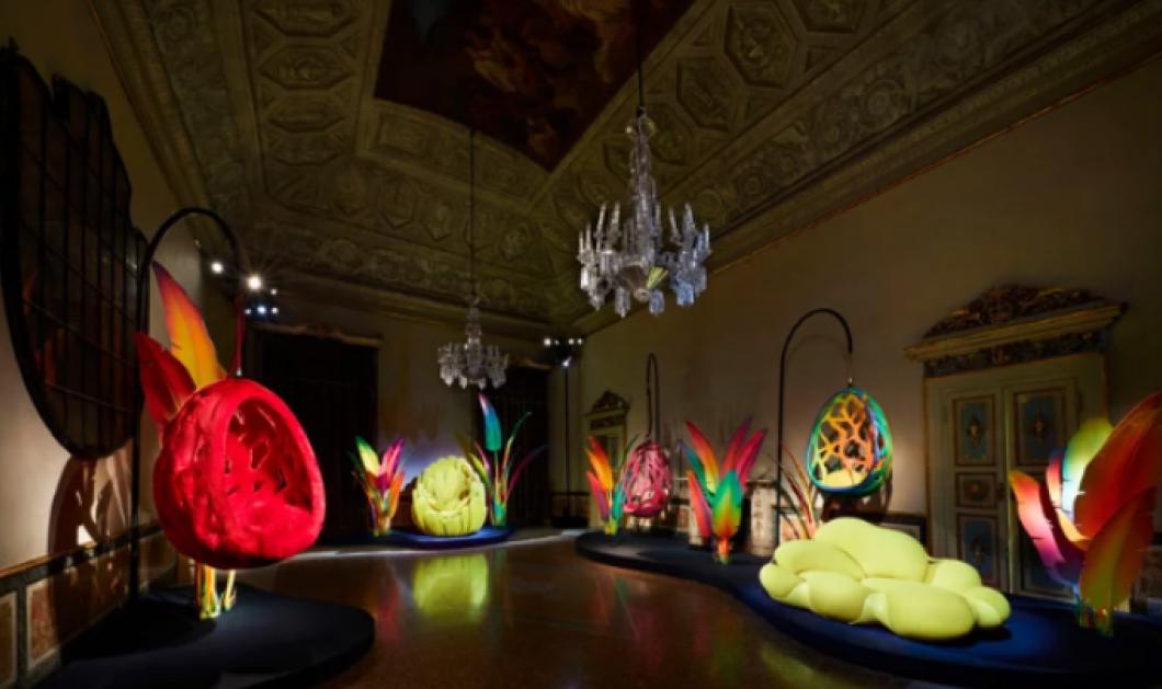 Δείτε τα νέα σχέδια της συλλογής «Objets Nomades» του Louis Vuitton που παρουσιάστηκαν στο Μιλάνο! - Κυρίως Φωτογραφία - Gallery - Video
