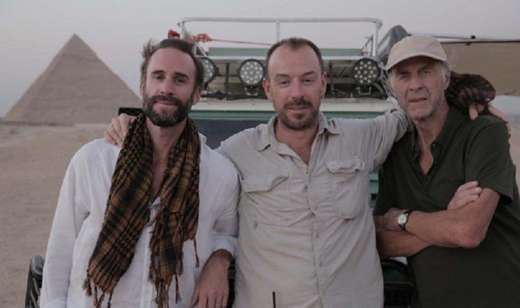 Με το νέο ντοκιμαντέρ του National Geographic ταξιδεύεις στις Πυραμίδες της Αιγύπτου - Συναρπαστικό βίντεο! - Κυρίως Φωτογραφία - Gallery - Video