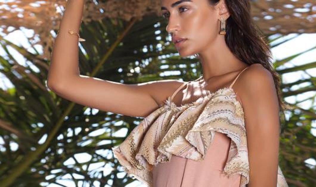Made in Greece η Τikto: Τα πιο hot καφτάνια, κιμονό, μαγιό, φορέματα του καλοκαιριού τα φτιάχνει η Κατερίνα με έμπνευση την Ελλάδα - Κυρίως Φωτογραφία - Gallery - Video