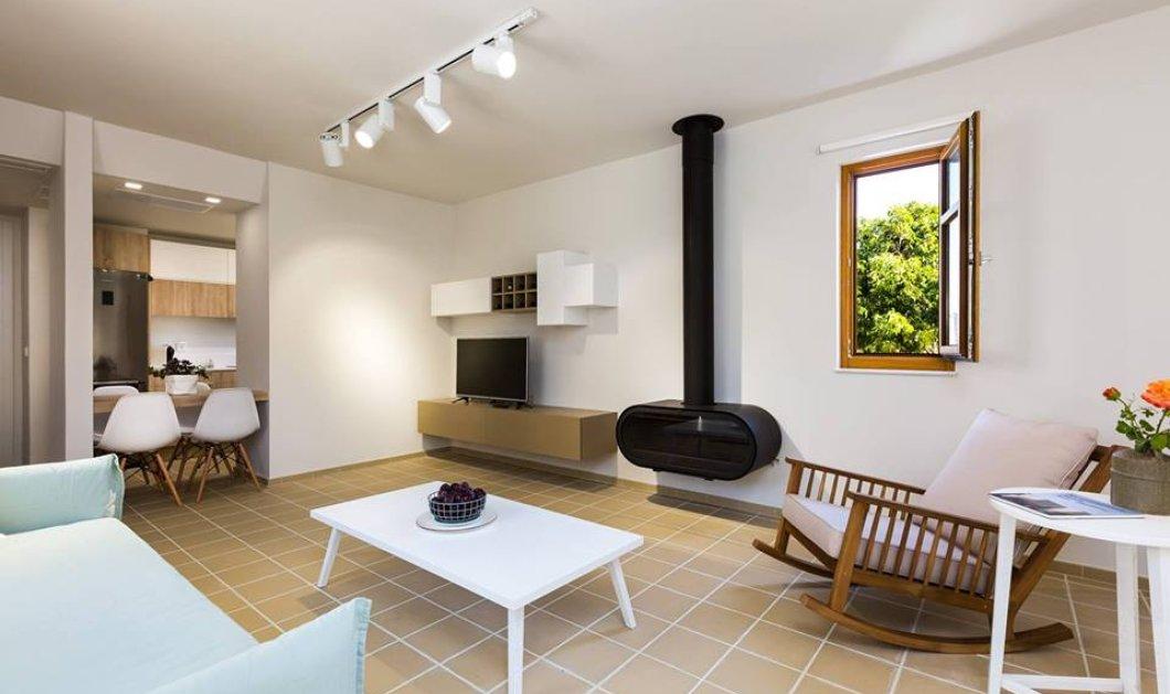 Μικρό Λιβάδι: 5 κατοικίες & ένα εστιατόριο τιμούν την κρητική παράδοση, γεύση & φυσική ομορφιά στο αρχοντικό Ρέθυμνο - Κυρίως Φωτογραφία - Gallery - Video