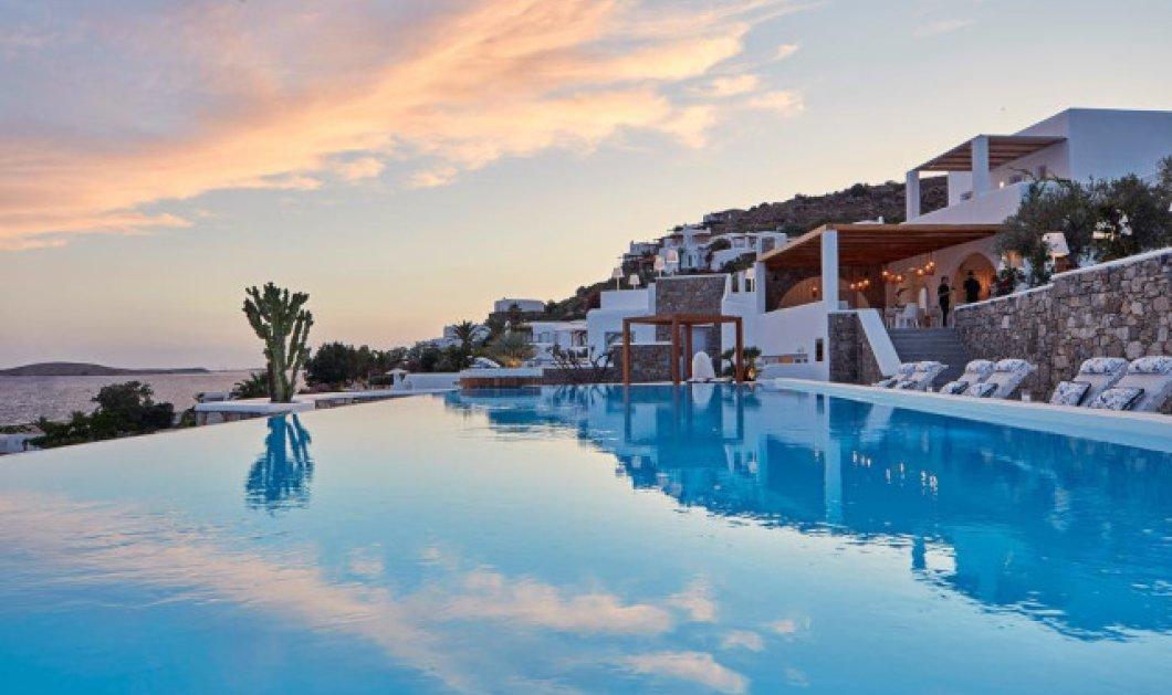 Conde Nast Traveler: Επέλεξε τα 5 καλύτερα ξενοδοχεία στην Ελλάδα - Κυρίως Φωτογραφία - Gallery - Video