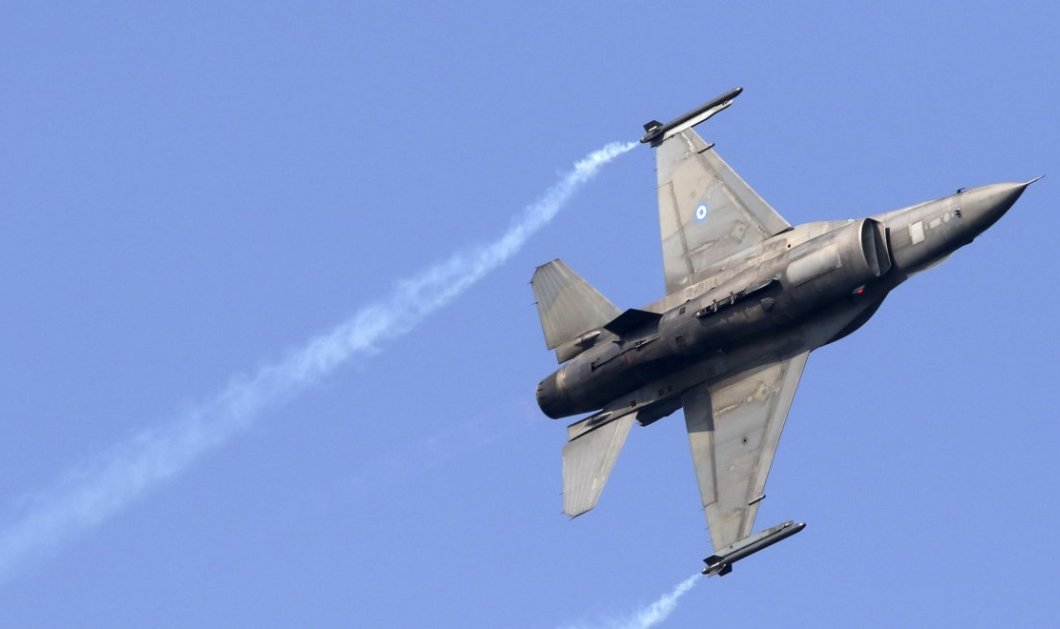 Πέταξαν τα πρώτα ελληνικά πολεμικά αεροσκάφη πάνω από τη Βόρεια Μακεδονία - Ποια η αποστολή; - Κυρίως Φωτογραφία - Gallery - Video