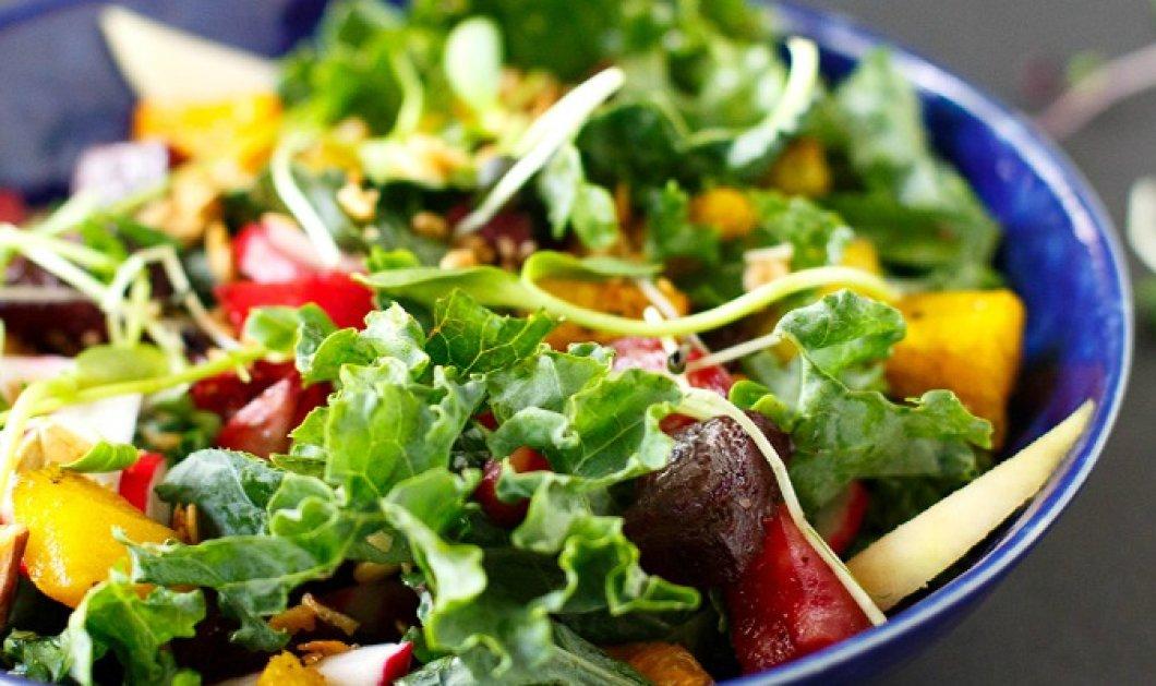 Βάλε στη διατροφή σου φρούτα και λαχανικά της άνοιξης και χάσε το περιττό βάρος - Κυρίως Φωτογραφία - Gallery - Video