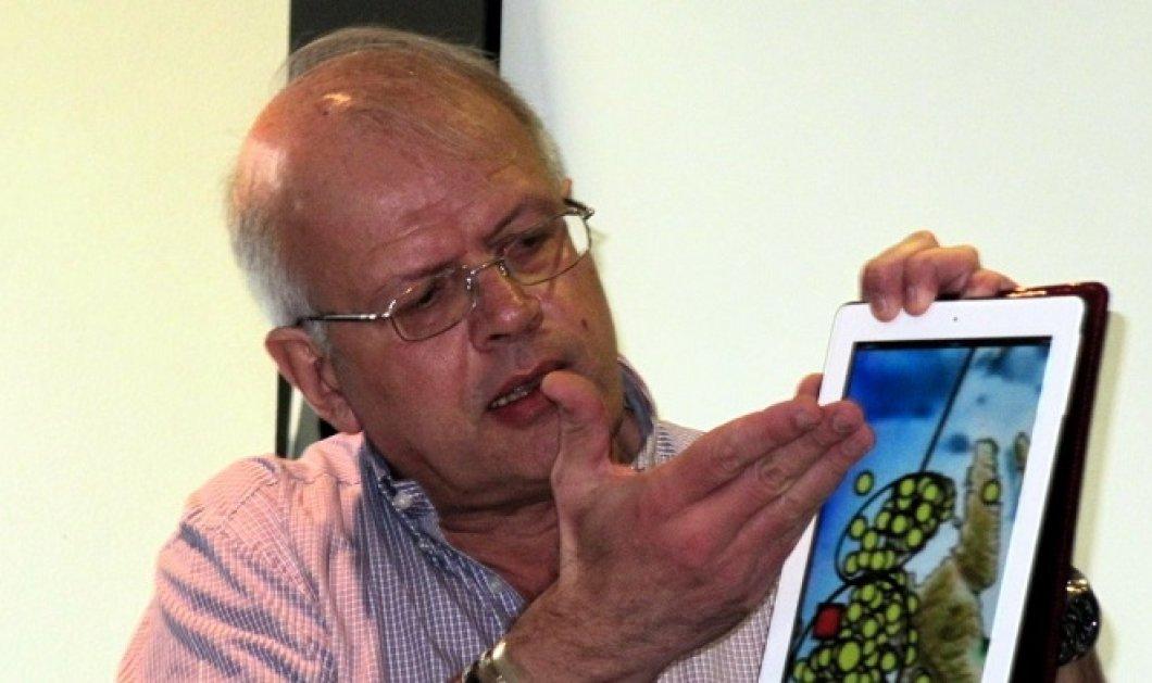 Βίντεο-σοκ από το σοβαρό τροχαίο του Άκη Τσελέντη - Ο γνωστός σεισμολόγος νοσηλεύεται στο νοσοκομείο - Κυρίως Φωτογραφία - Gallery - Video