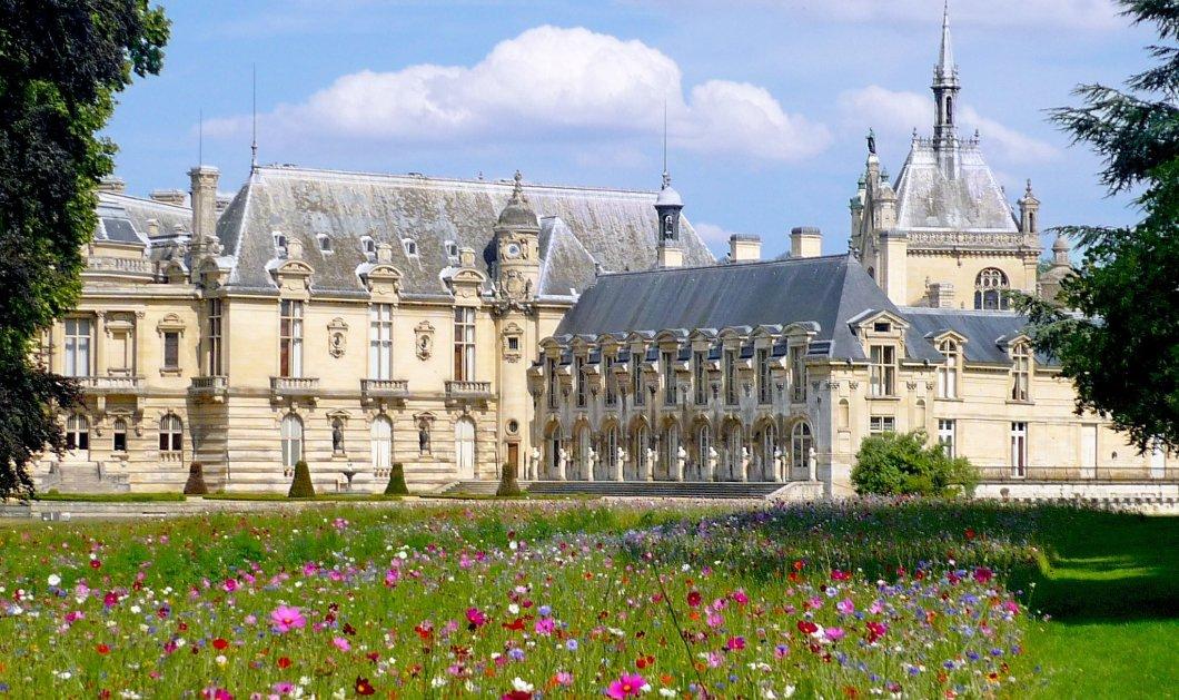 Σατώ ντε Σαντιγί (Château de Chantilly): Ένα από τα πιο μεγαλοπρεπή ανάκτορα της Γαλλίας – Ταξιδέψτε στον 16ο αιώνα! (φωτό & βίντεο) - Κυρίως Φωτογραφία - Gallery - Video