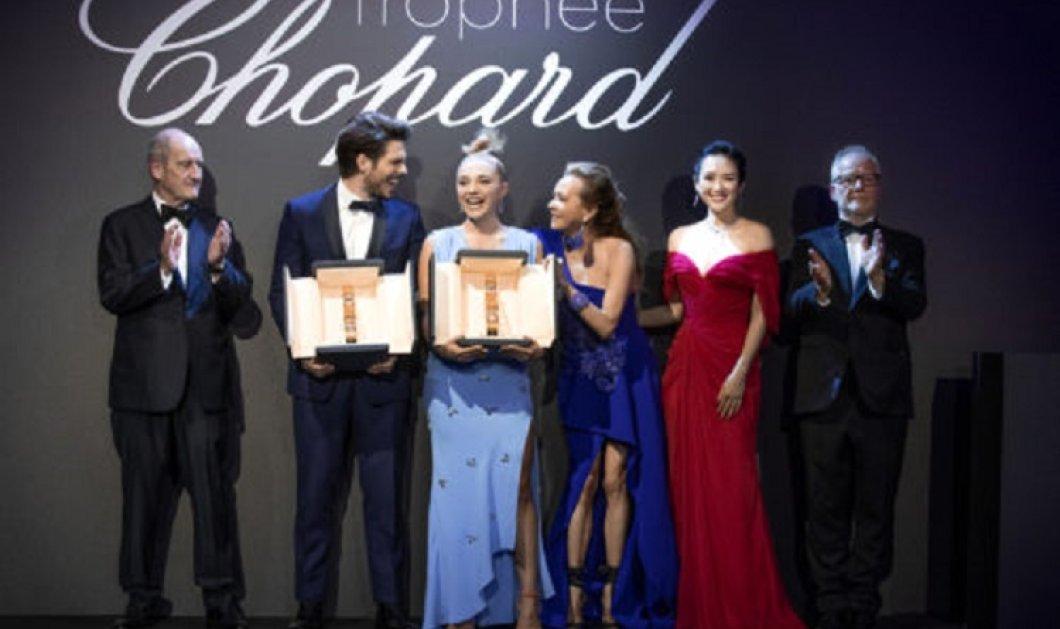Με τη λάμψη της Chopard η τελετή λήξης του φεστιβάλ των Καννών - Τα κοσμήματα που φόρεσαν οι διάσημες κυρίες (φώτο) - Κυρίως Φωτογραφία - Gallery - Video