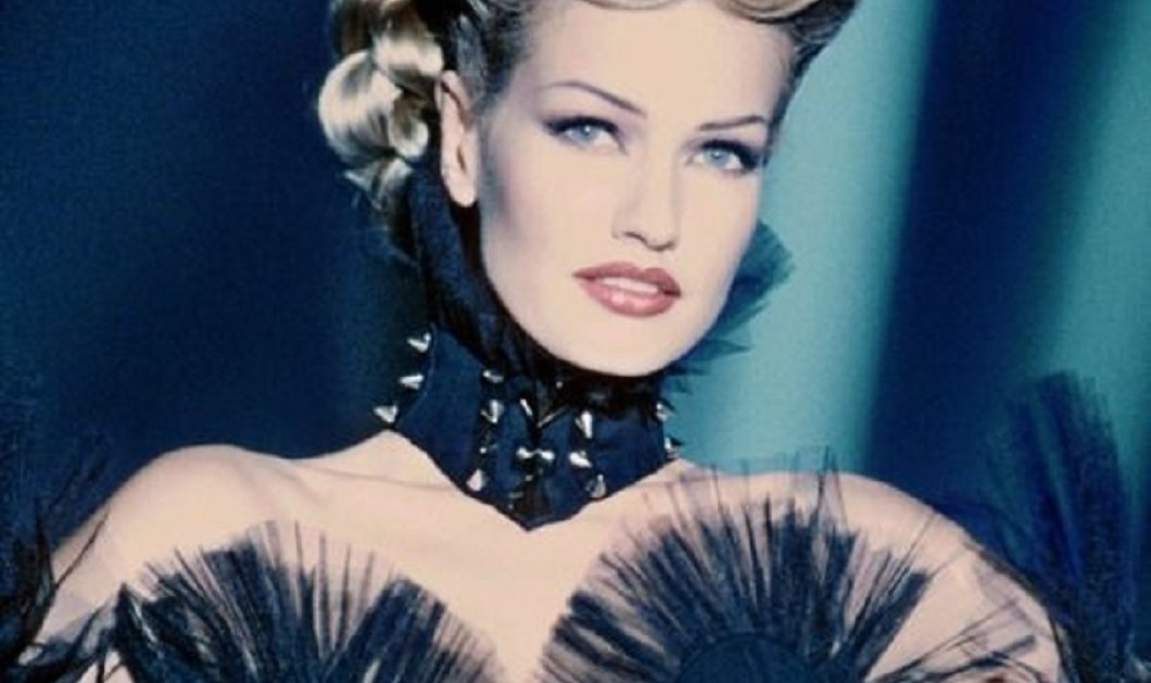 Karen Mulder: Η δραματική ζωή του top model των 90'ς - Μετά τα φώτα οι απόπειρες αυτοκτονίας , ο βιασμός , το φρενοκομείο (φώτο-βίντεο) - Κυρίως Φωτογραφία - Gallery - Video
