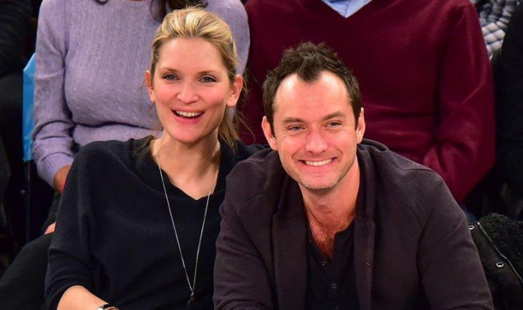 Νοικοκυρεύτηκε ξανά! Ο Άγγλος γόης Jude Law παντρεύτηκε την Phillipa Coan κατά 14 χρόνια νεότερη του (φωτό) - Κυρίως Φωτογραφία - Gallery - Video