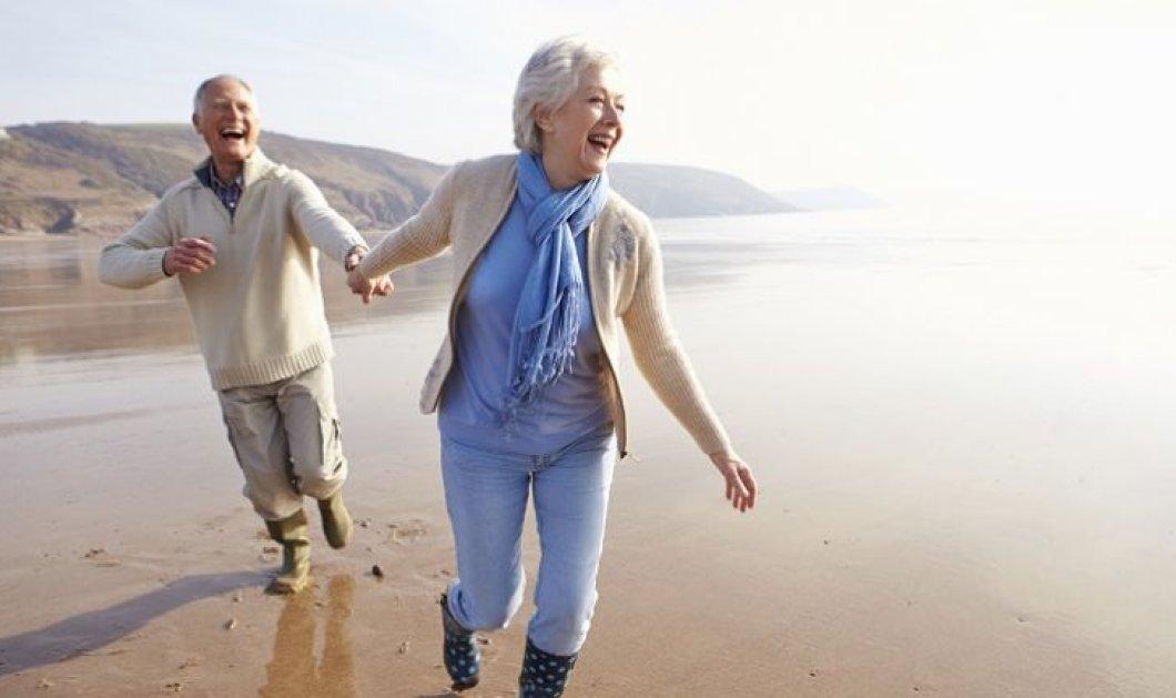Κυρία μου πόσα βήματα κάνετε την ημέρα; 4.400 για να σωθείτε - 7.700 για να ζήσετε πολύ - 10.000 το τέλειο!  - Κυρίως Φωτογραφία - Gallery - Video