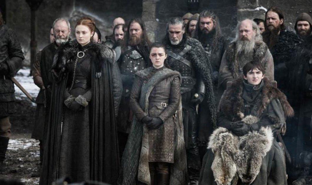 Στην Ελλάδα o άνθρωπος που ξέρει το τέλος της σειράς- φαινόμενο Game of Thrones: «Άλλοι θα χαρούν, άλλοι θα δυσαρεστηθούν» - Κυρίως Φωτογραφία - Gallery - Video