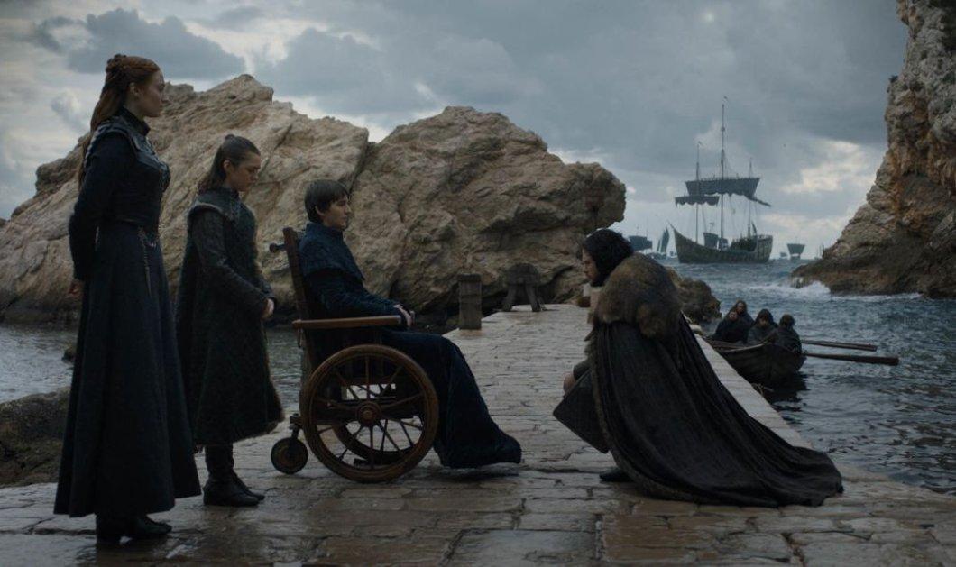 H σειρά – φαινόμενο Game of Thrones έριξε αυλαία – Το συγκινητικό «αντίο» της Ντενέρις και της Σάνσα - Κυρίως Φωτογραφία - Gallery - Video
