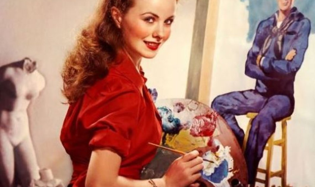 Vintage pics- Ήταν το  Νο 1 Party Girl του Hollywood: 40 Glamorous φωτο της Jeanne Crain από το 1940 & 1950 - Κυρίως Φωτογραφία - Gallery - Video