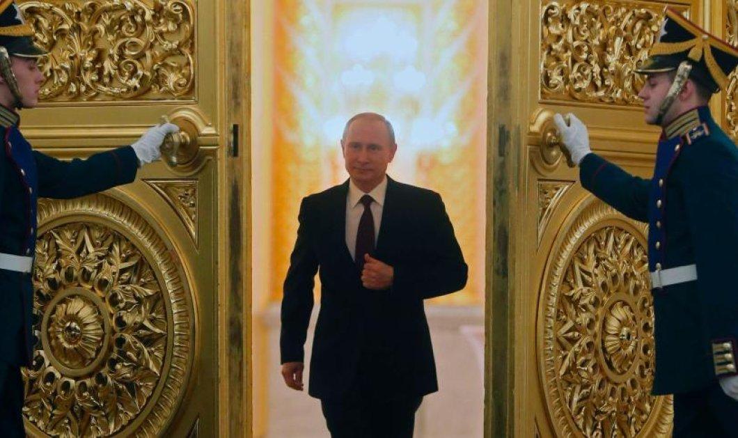 Πατέρας ξανά ο Βλαντιμίρ Πούτιν από την 36χρονη  σύντροφό του Αλίνα – Δίδυμα αγοράκια ήρθαν στον κόσμο με μυστικότητα - Κυρίως Φωτογραφία - Gallery - Video